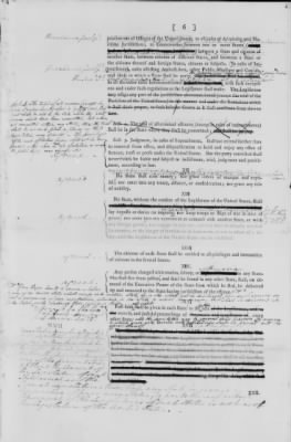 First Printed Draft of the Constitution Reported to the Convention by the Committee of Detail › 6 - Fold3.com